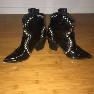 Jeffrey Campbell Nightwing Booties